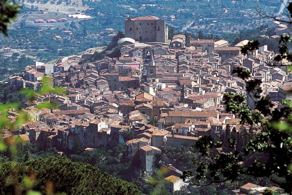 View of Castelbuono