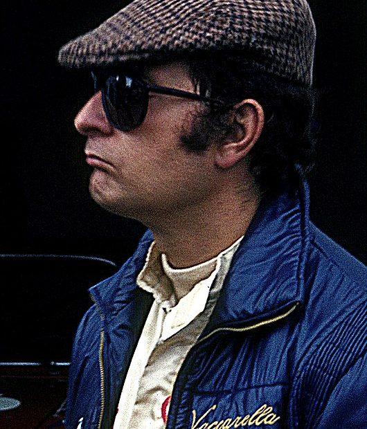 Nino Vaccarella,the Flying Principal