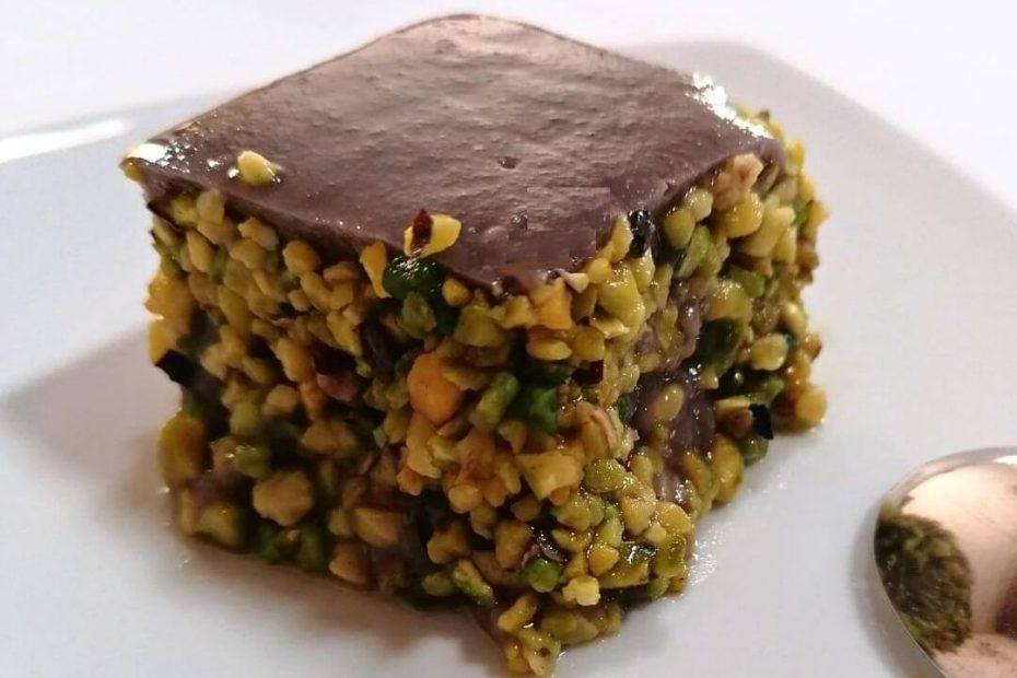 The Sicilian mostata